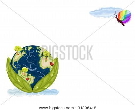 Green Earth - Preservation Of Nature