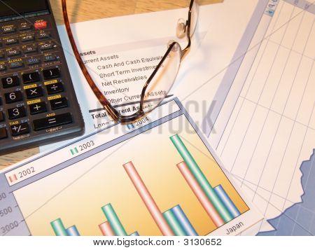 Berechnung der Charts