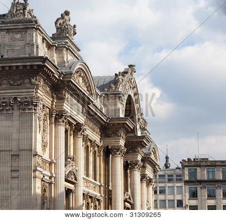 Bolsa de valores De Bruxelas em Bruxelas