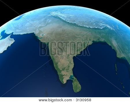 Planet Earth - India