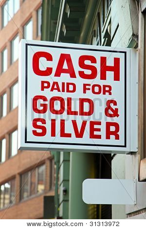 Cash For Gold