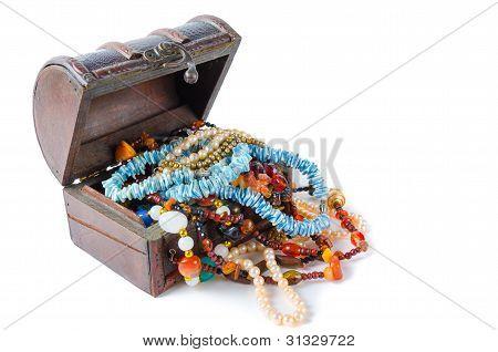 The treasure chest
