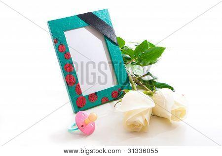 Nursery Photo Frame Mourning