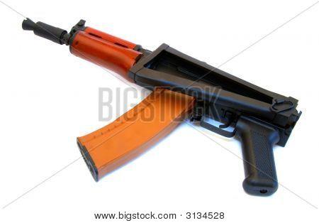 Sturm Rifle Ak-74U