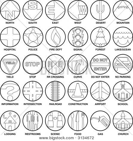 Icons_Map_Bw