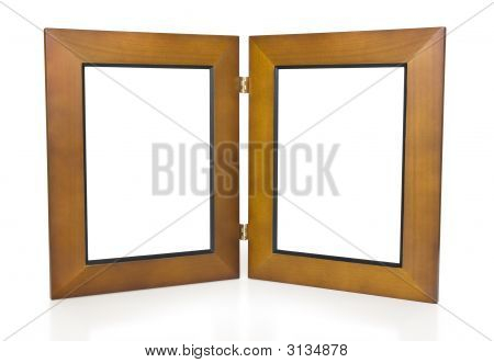 Twin Picture Frames