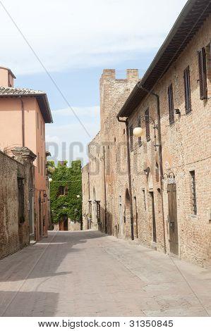 Certaldo (florence)