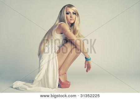 Stylish Young Lady