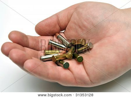 Cartridges In Hand