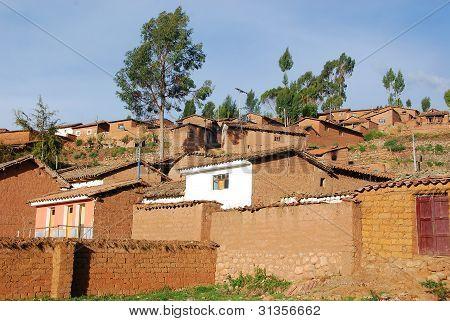 Pueblo peruano