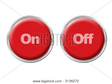 Buttons On Off