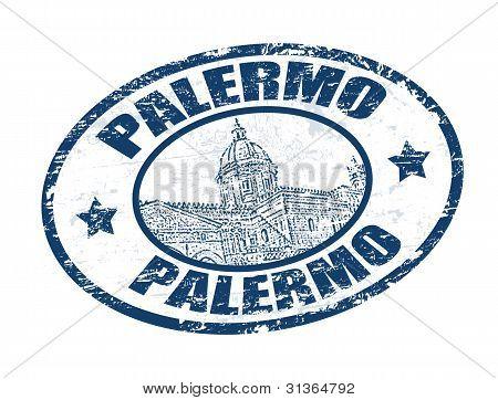 Palermo Stamp