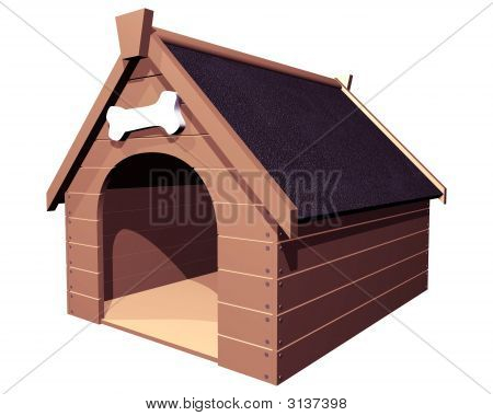 The Doghouse Isolated
