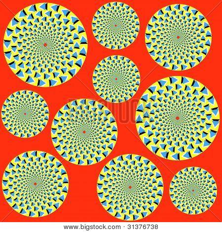 Bright Optical Illusion