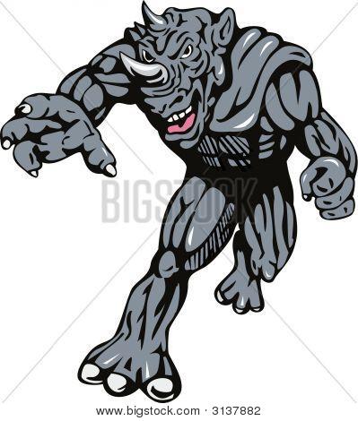 Villain_Rhinoman