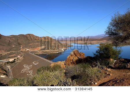 Ben Youssef Dam, Agadir, Morocco