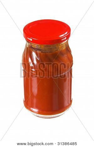 Jar Tomato Paste