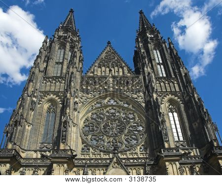 St-Vitus Cathedral
