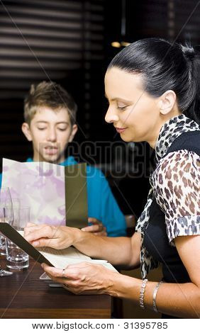 Mother And Son Consulting Menus