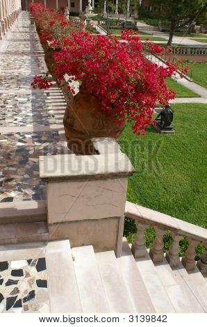 Regal Garden Stairs