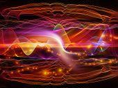 Evolving Light Wave poster