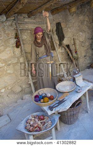 Palästinensische Weaver