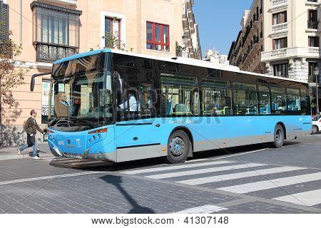 Autocarro Madrid