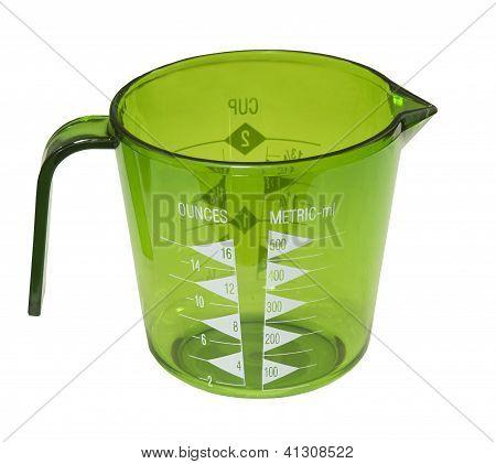 ounces-metric-ml measuring cup