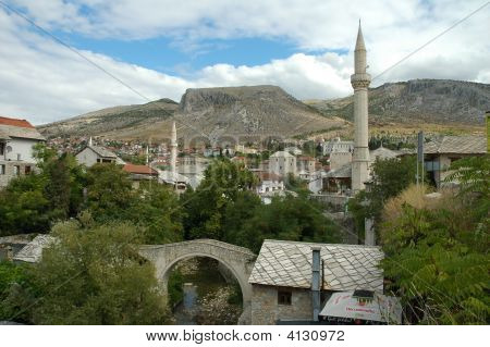 Mostar. Old Town