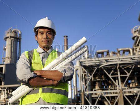 Chemical Industrial Engineer