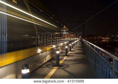 Ponte Dom Luis I Bridge.