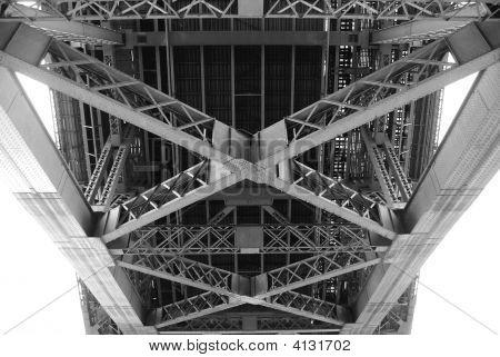 Underbridge Girders