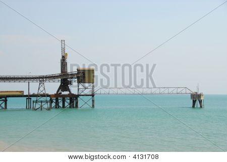 Darwin Natural Gas Pier