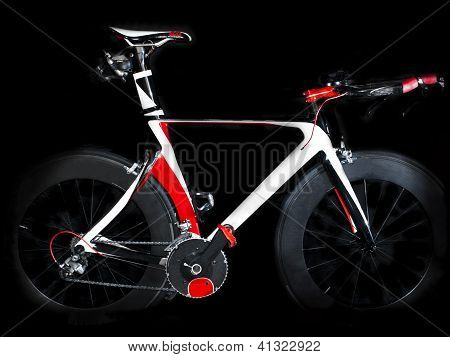 Time Trial Bicycle