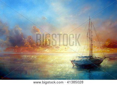 Seascape Pier