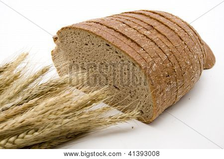 Baked Bread with Wheaten