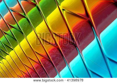 brilliant colors