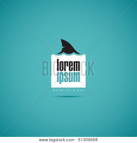 Shark_logo_template