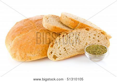 Home Bread With Provence Herbs