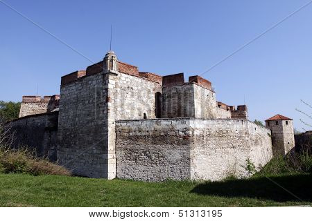 View From Vidin, Bulgarian Castle And Surroundings