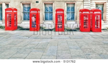 Red Phone Box