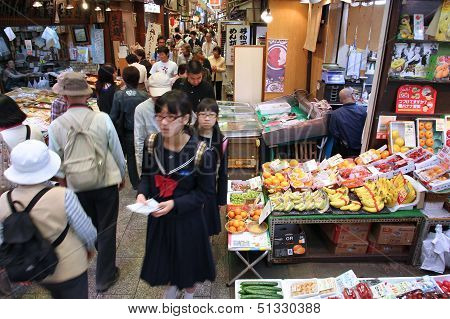 Kyoto Food Market