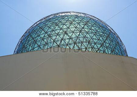 Dome Of The Dali Museum.