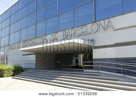 Barcelona Congress Palace