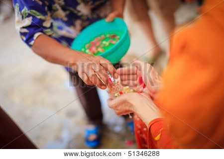 Songkran Ceremony