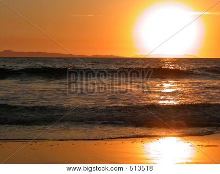 Catalina Island Sunset - California