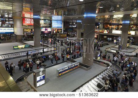 Mccarran International Airport In Las Vegas, Nv On Apri 01, 2013