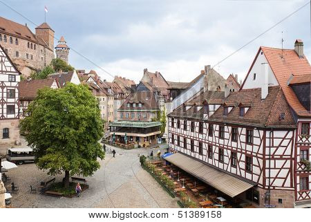 Nuremberg In Germany
