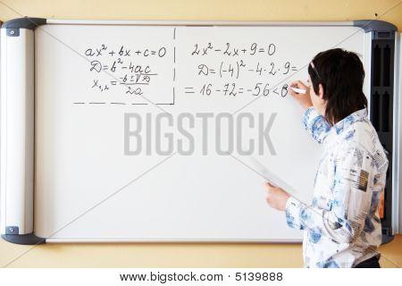 Teaching Algebra
