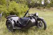 image of sidecar  - Old - JPG